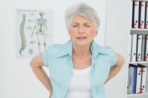 Treating back pain for seniors with chiropractic